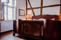 Zimmer Kamille - Urlaub im Gutshaus Ehmkendorf in Mecklenburg Vorpommern