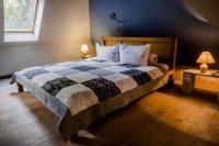 Zimmer Ringelblume - Urlaub im Gutshaus Ehmkendorf in Mecklenburg Vorpommern