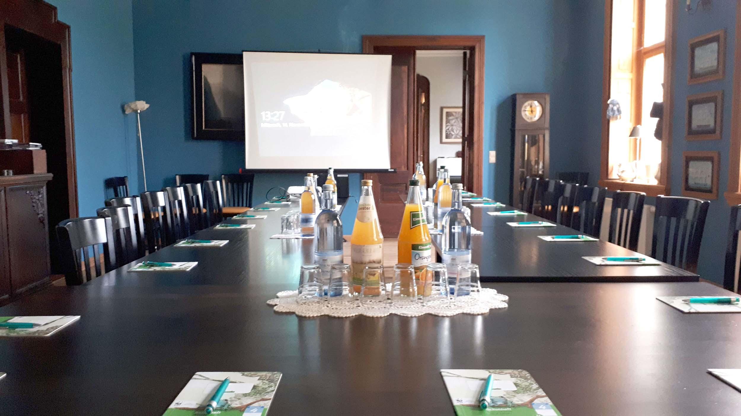 Teambuilding im Gutshaus Ehmkendorf in Mecklenburg Vorpommern - Teamincentive