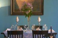Gutshaus Ehmkendorf - der blaue Salon