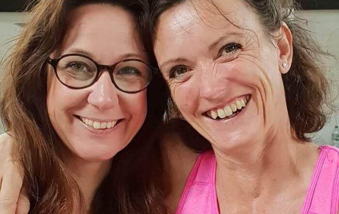 Yoga Wochenende Mediklanghaus mit Nicole Züllich und Kati im Gutshaus Ehmkendorf