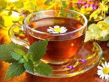 Fasten im Gutshaus Ehmkendorf - Tee