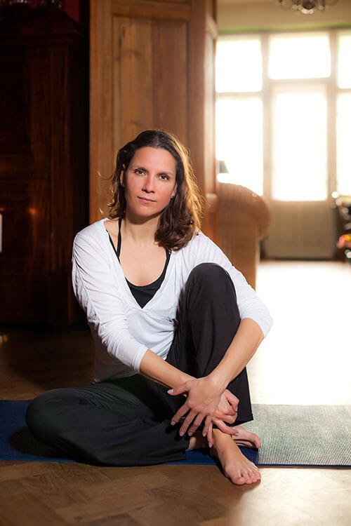 Nadin Fischer Yoga & Pilates Seminare im Gutshaus Ehmkendorf