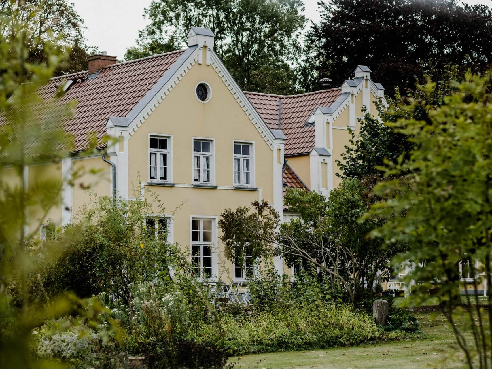 Garten Gutshaus Ehmkendorf