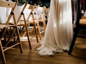 Hochzeit im Gutshaus Ehmkendorf - Trauung