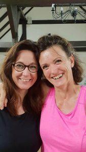 Kati-und-Nicole Mediklanghaus Yoga